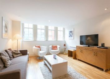 Thumbnail 2 bed flat to rent in Marsham Street, London