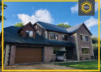 Thumbnail 7 bed detached house for sale in Mwrwg Road, Llangennech, Llanelli