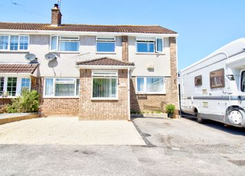 Thumbnail 5 bed semi-detached house for sale in Williams Close, Longwell Green, Bristol