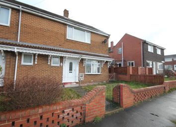 Thumbnail 2 bed property for sale in Rosedale Crescent, Shildon