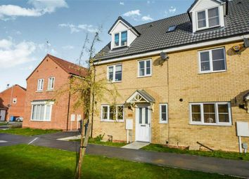 Thumbnail 4 bed end terrace house for sale in Hyde Park Road, Kingswood, Hull