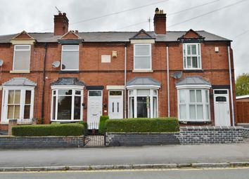 Thumbnail 2 bed terraced house for sale in Wolverhampton Road, Cannock