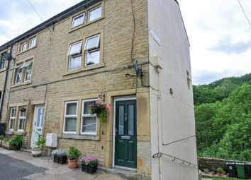 Thumbnail 3 bed cottage for sale in Dunford Road, Holmfirth