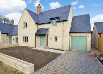 Thumbnail 3 bed detached house for sale in Chapel Lane, Turweston, Brackley