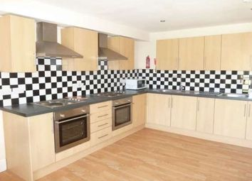 Thumbnail 4 bed flat to rent in Raleigh Street, Nottingham
