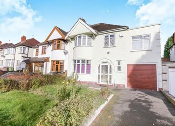 Thumbnail 4 bed semi-detached house for sale in Himley Crescent, Goldthorne Hill, Wolverhampton, West Midlands