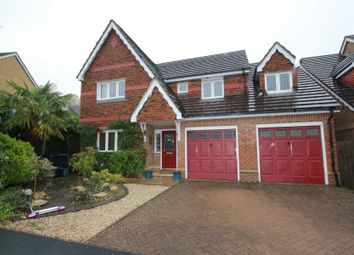 Thumbnail 5 bed detached house to rent in Strathcona Gardens, Knaphill, Woking