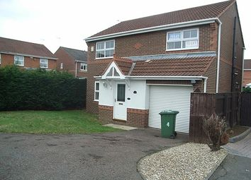 Thumbnail 4 bed detached house to rent in Stubbs Close, Billingham