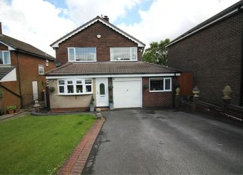 Thumbnail 4 bed detached house for sale in Kinross Drive, Ladybridge, Bolton, Lancashire