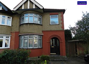 Thumbnail 3 bed semi-detached house to rent in Parsonage Lane, Enfield