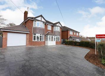 Daddlebrook Road, Alveley, Bridgnorth WV15. 4 bed detached house for sale