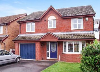 Thumbnail 4 bedroom detached house to rent in Balmoral Way, Prescot