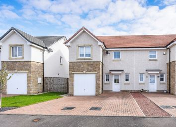 Thumbnail 3 bed semi-detached house for sale in Maroney Drive, Stepps, Glasgow