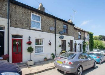 Thumbnail 2 bed terraced house for sale in Church Hill, Temple Ewell, Dover