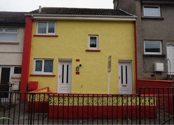Thumbnail 2 bed terraced house for sale in Dunlop Terrace, Maybole