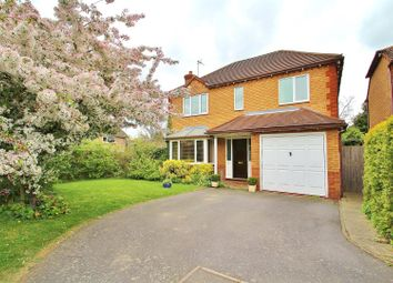 Thumbnail 4 bed property for sale in Strachan Close, Mountsorrel, Leicestershire