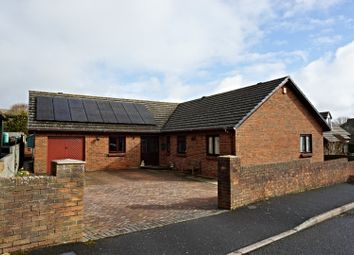 Thumbnail 4 bed bungalow for sale in Roebuck Close, Milford Haven