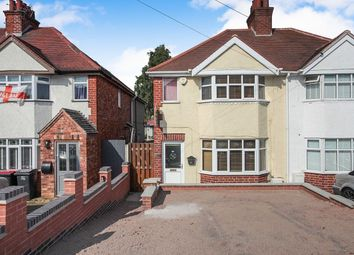 Thumbnail 2 bed semi-detached house for sale in Victoria Road, Nuneaton