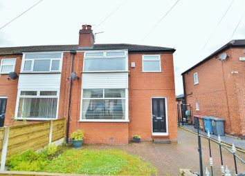 Thumbnail 3 bedroom terraced house for sale in Fairless Road, Eccles, Manchester