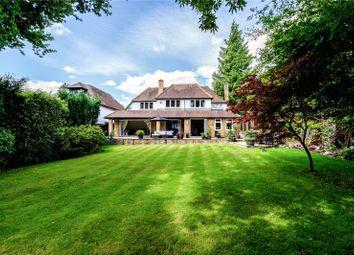 5 bed detached house for sale in Chestnut Avenue, Rickmansworth, Hertfordshire WD3