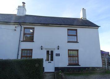 Thumbnail 2 bedroom semi-detached house to rent in Littleham, Nr Bideford