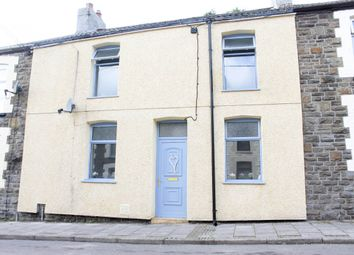 Thumbnail 3 bed terraced house for sale in Tylorstown -, Ferndale