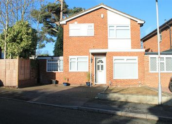 Thumbnail 3 bed detached house for sale in Howard Close, Bushey Heath, Hertfordshire