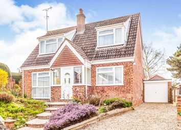 Thumbnail 3 bed detached house for sale in Hills Close, Corpusty, Norwich