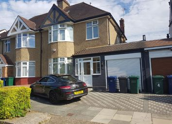 Thumbnail 5 bed semi-detached house to rent in Ashurst Road, Cockfosters, Barnet