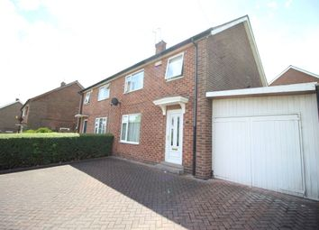 Thumbnail 3 bedroom semi-detached house for sale in Pedmore Valley, Nottingham