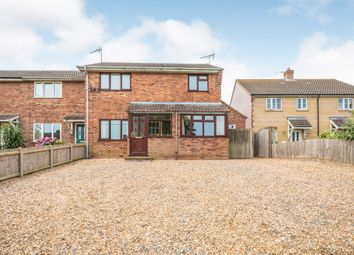 Thumbnail 4 bedroom end terrace house for sale in Bulls Row, Northrepps, Cromer