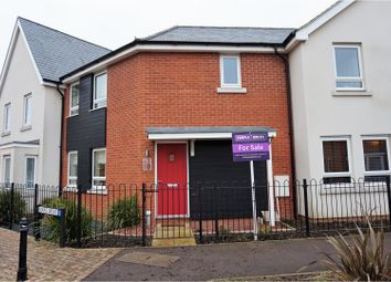 Thumbnail 3 bed terraced house for sale in Mars Drive, Biggleswade