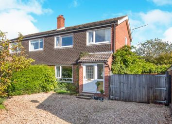 Thumbnail 3 bedroom semi-detached house for sale in Richmond Rise, Reepham, Norwich
