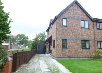 Thumbnail 3 bed semi-detached house for sale in Mosslands, Leyland