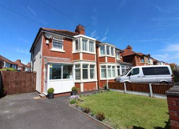 Thumbnail 3 bed semi-detached house for sale in Blackpool Road, Carleton