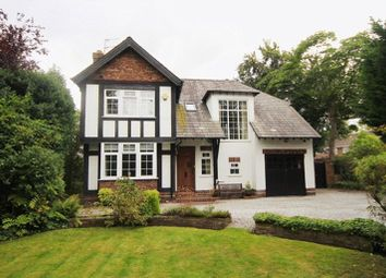 Thumbnail 5 bed detached house for sale in Brimstage Road, Heswall, Wirral