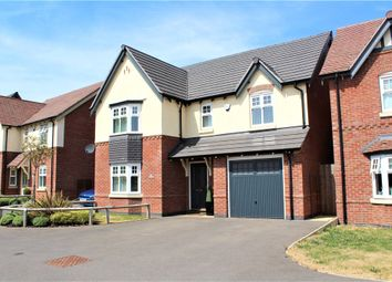 Thumbnail 4 bed detached house for sale in Baskerville Road, Heritage View, Nuneaton, Warwickshire