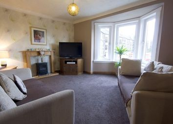 Thumbnail 2 bed flat for sale in Westwood Road, Thornliebank, Glasgow