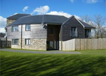 Thumbnail Flat for sale in Carbean, Charlestown, St Austell
