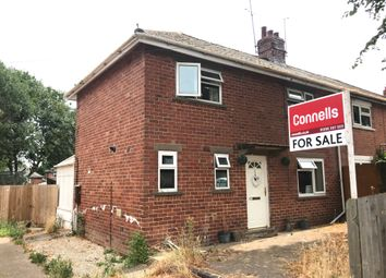 Thumbnail 3 bedroom semi-detached house for sale in Cromwell Road, Banbury