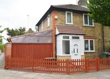 Thumbnail 3 bedroom semi-detached house for sale in St. Clair Road, London
