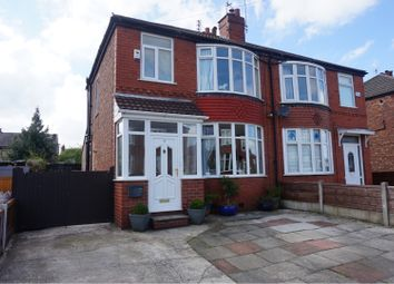 Thumbnail 3 bedroom semi-detached house for sale in Bower Avenue, Heaton Norris, Stockport