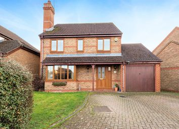 Thumbnail 6 bed detached house for sale in Highwood Ridge, Hatch Warren, Basingstoke