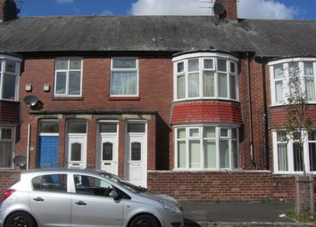 Thumbnail 2 bed flat to rent in Gordon Rd, South Shields