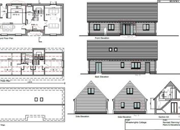 Thumbnail 2 bed detached house for sale in Lewson Street, Norton, Sittingbourne, Kent