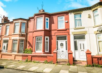 Thumbnail 3 bedroom terraced house for sale in Bulkeley Road, Wallasey