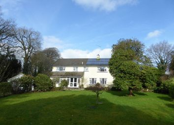 Thumbnail 5 bed detached house for sale in Lewdown, Okehampton