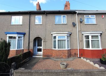 Thumbnail 3 bed terraced house for sale in Pease Street, Darlington