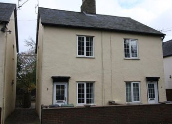 Thumbnail 2 bed semi-detached house to rent in New Common, Little Hallingbury, Bishop's Stortford, Essex