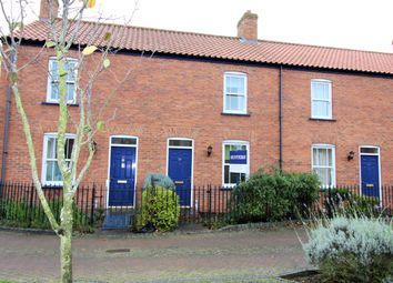 Thumbnail 2 bed terraced house to rent in Pooles Lane, Spilsby